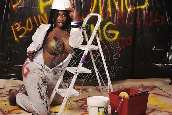 Foto 517 di Boing Boing La Vera Pantera Nera Pornostar trans San Paolo